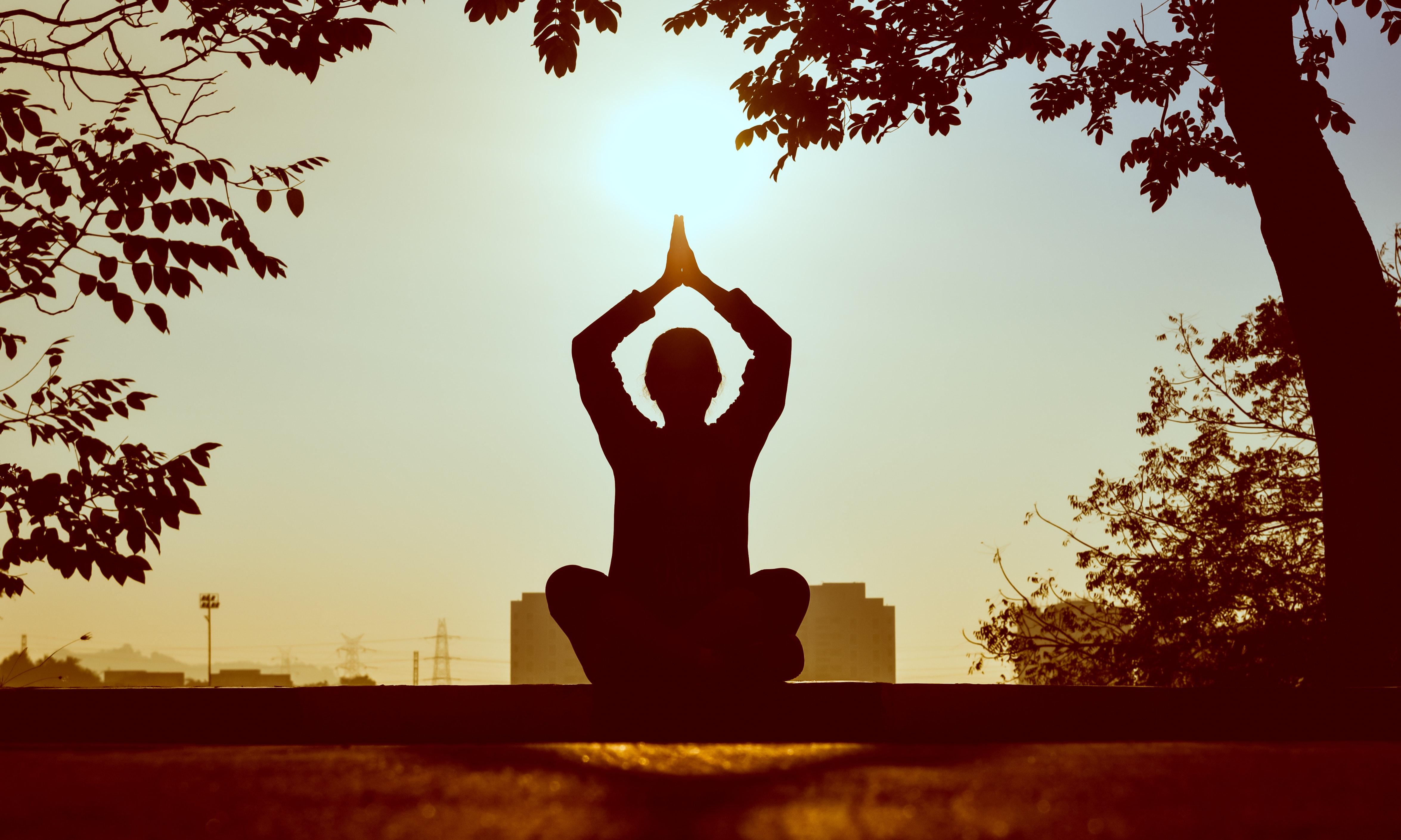 Séance hebdomadaire de Méditation Pleine Conscience via Zoom @ ॐ La Source ॐ